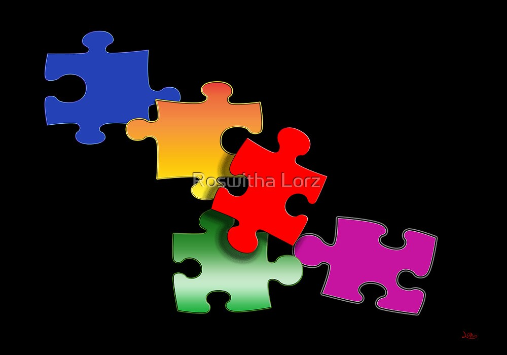 Puzzle by RosiLorz