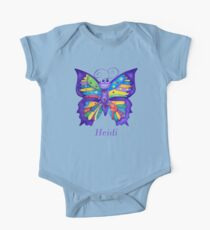 A Yoga Butterfly for Heidi Kids Clothes
