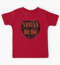 Vegan Dude Kids Tee