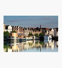 The Shore, Leith, Edinburgh Photographic Print