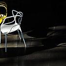 chairs like gossip too by Georgie Hart