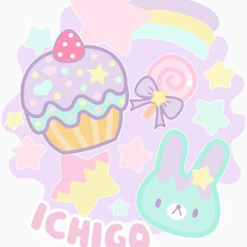 Sweet Bunny Patisserie by Ichigo