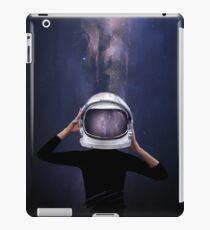 the astronaut iPad Case/Skin