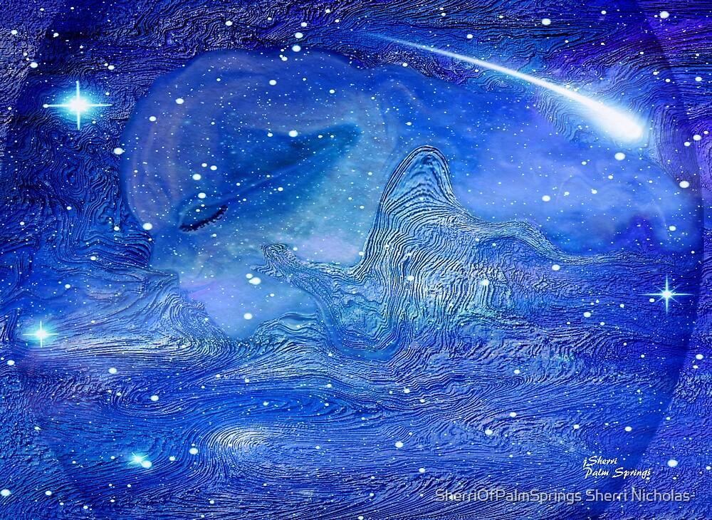 ANGEL OF THE UNIVERSE by SherriOfPalmSprings Sherri Nicholas-