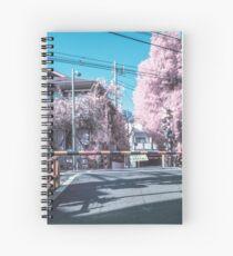 5cm a second Spiral Notebook