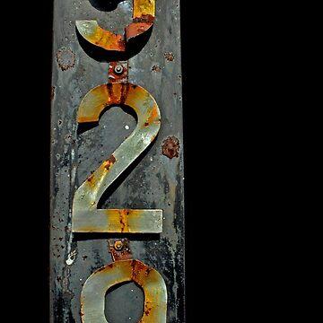 Rusted 929 by dancinfreakshow