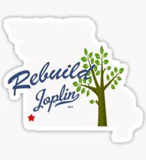 Rebuild Joplin Sticker