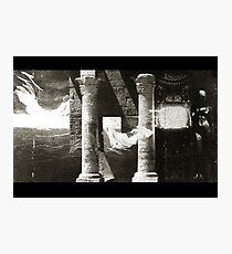 Cinema Photographic Print