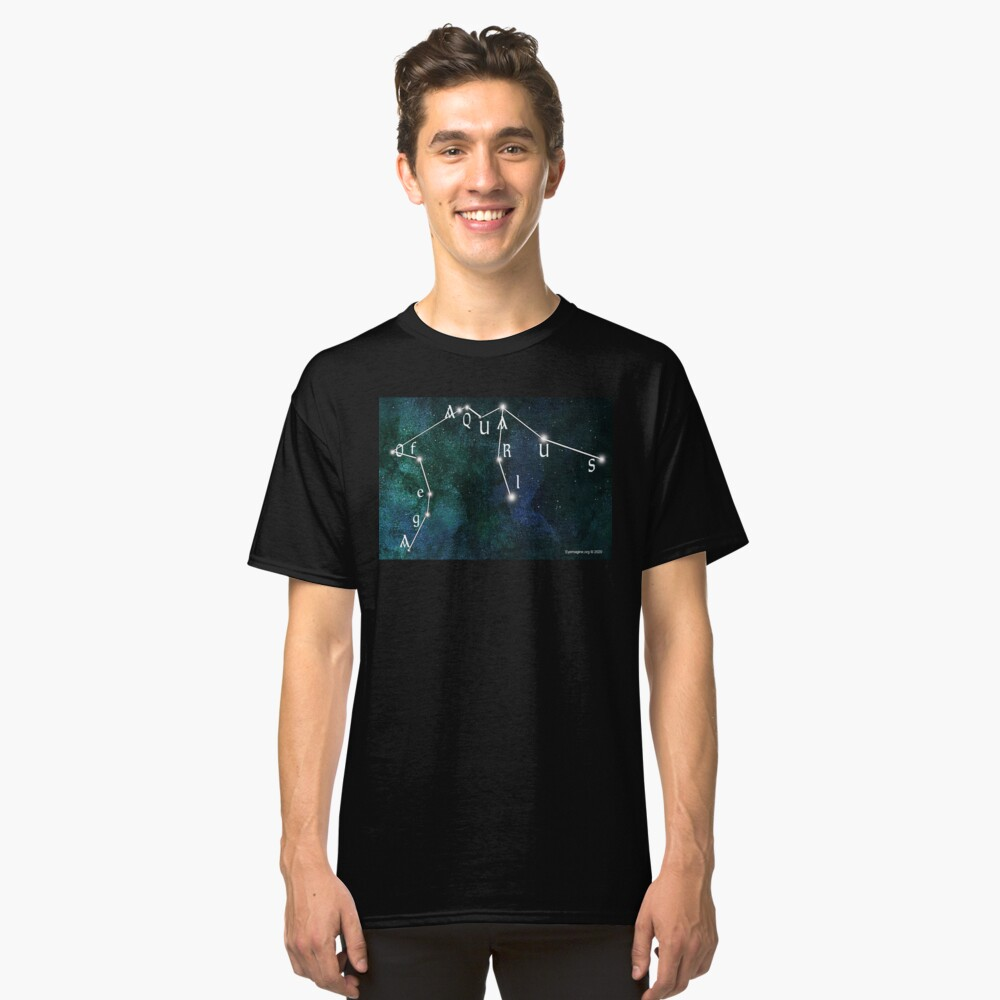 Age of Aquarius Classic T-Shirt