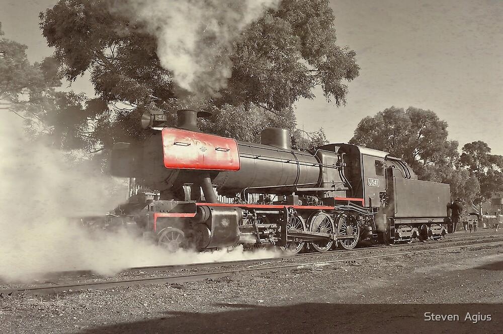 J541 Engine by Steven  Agius