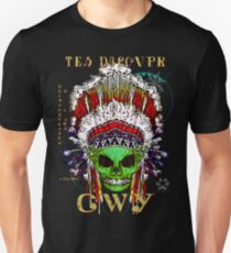 FIRST NATION CHEROKEE ALIEN Unisex T-Shirt