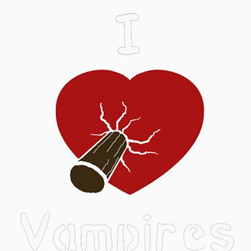 I </3 Vampires by Skeane