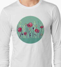 Summer Field Long Sleeve T-Shirt