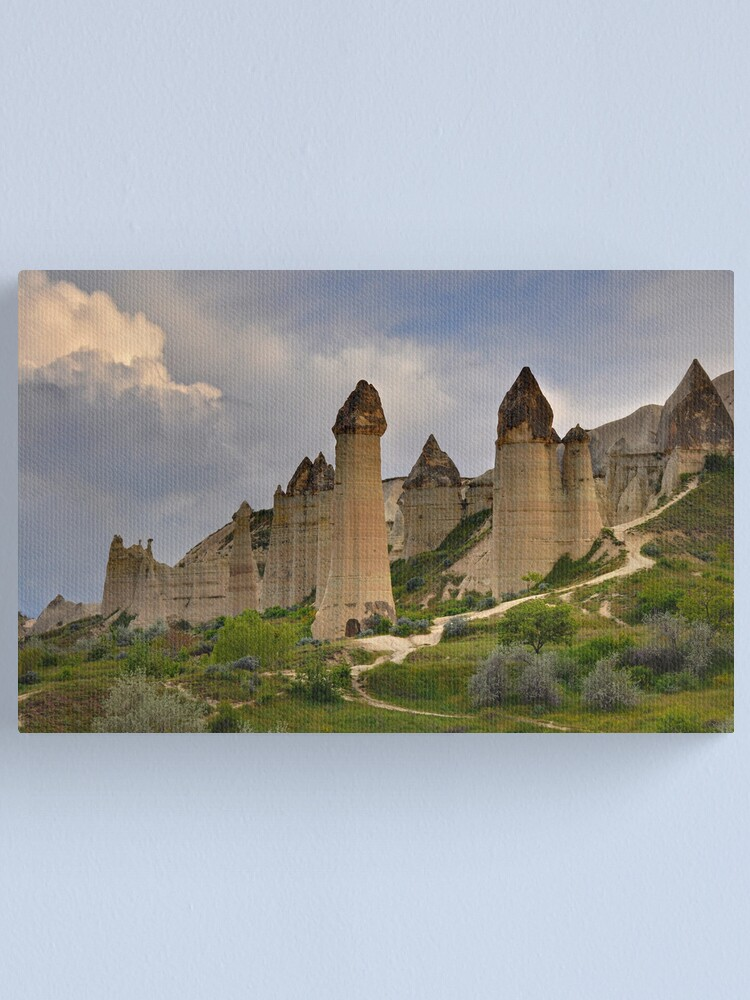 Alternate view of Love Valley Canvas Print
