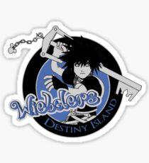 The Wielders Sticker