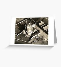 Cley Windmill 1880 Greeting Card