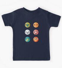 Smiley Faces - Set 3 Kids Clothes