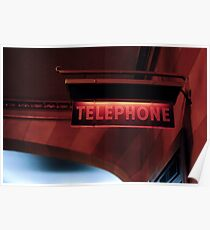 Telephone Poster