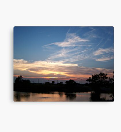 Tranquil Shores Canvas Print