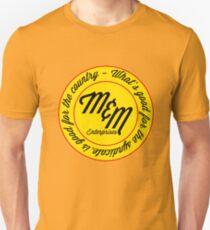M&M Enterprises Slim Fit T-Shirt