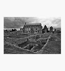 St Marys Priory Photographic Print