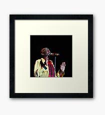 Jimmy Cliff Framed Print