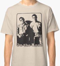 Jack Kerouac On the Road Classic T-Shirt