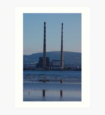 Dublin Bay Art Print