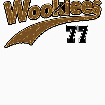 Wookiees by shirtoid