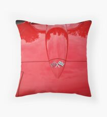 Lil Red Corvette ^ Throw Pillow