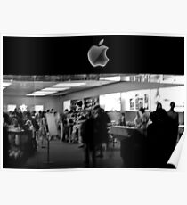 Apple Store Poster