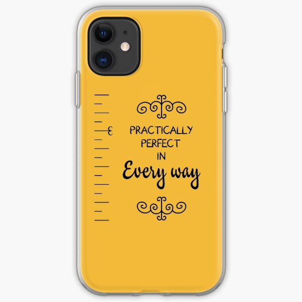 Mary Poppins Starry Night iPhone 11 case