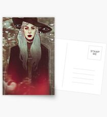 WITCH Postcards