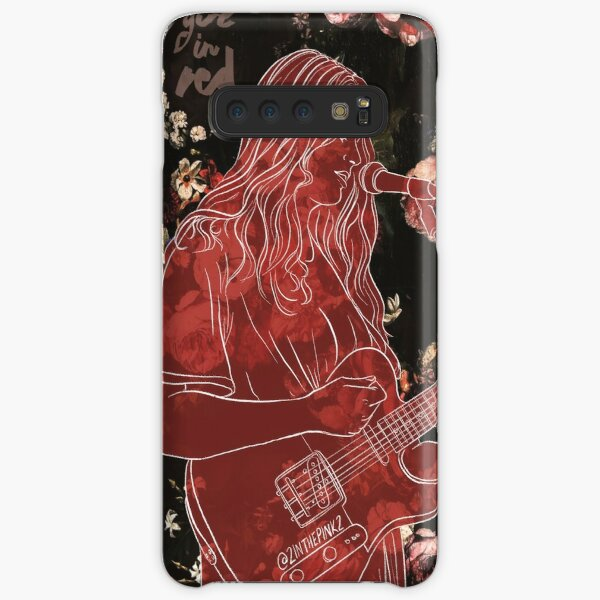 Girl in Red Samsung Galaxy Snap Case