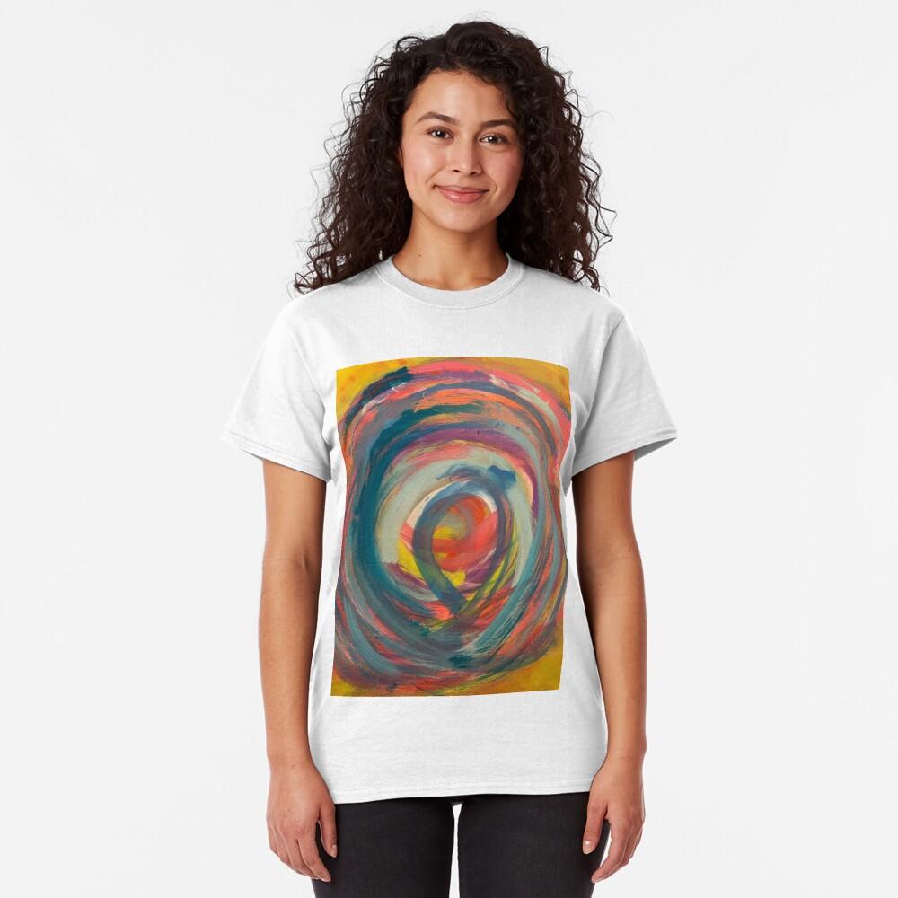 Running in Circles   Classic T-Shirt