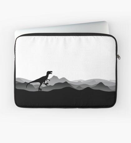 DINO ROLLER SKATES - Dino Collection Laptop Sleeve