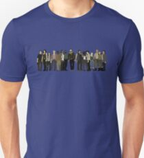 The Walking Dead Cast Unisex T-Shirt