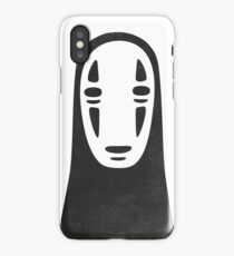 Kaonashi style iPhone Case/Skin