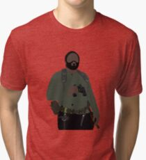 Tyreese - The Walking Dead Tri-blend T-Shirt