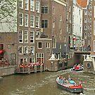 Sunday In Amsterdam by Robert Abraham
