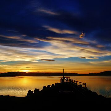 Bay Of Tranquility - Indian Summer by fandango-design
