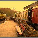 Bitton RailwayStation. by Heather Goodwin