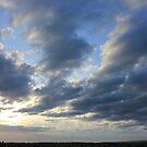 corduroy clouds by mattypaq