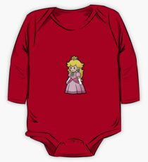 Princess Peach One Piece - Long Sleeve