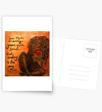 Marry Your Own Soul Postcards