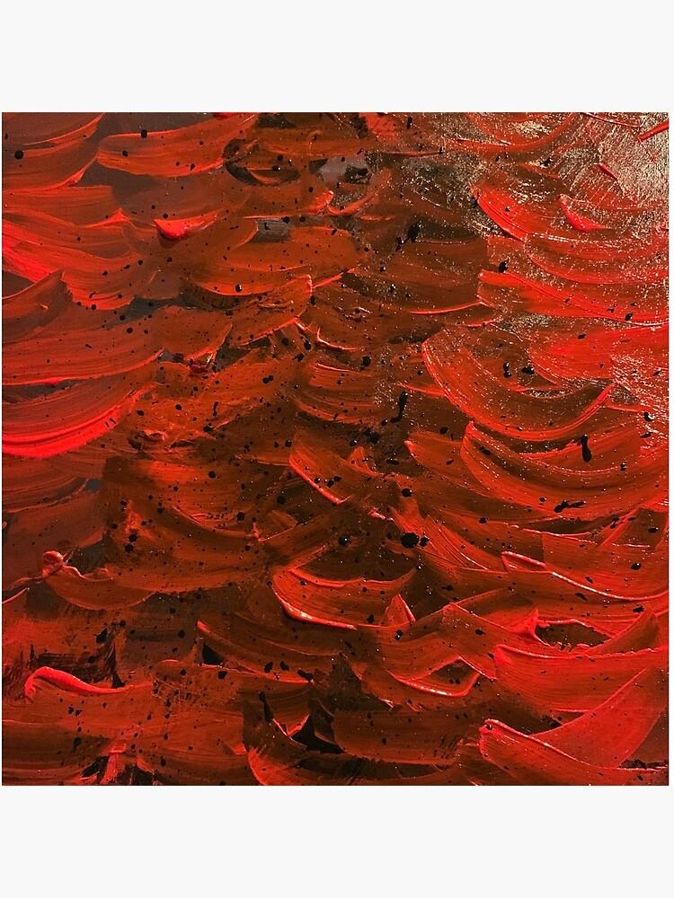 Red Hot Waves by Margaretmilrose