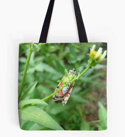 So, Bella, let me see your pretty underpinnings... Tote Bag