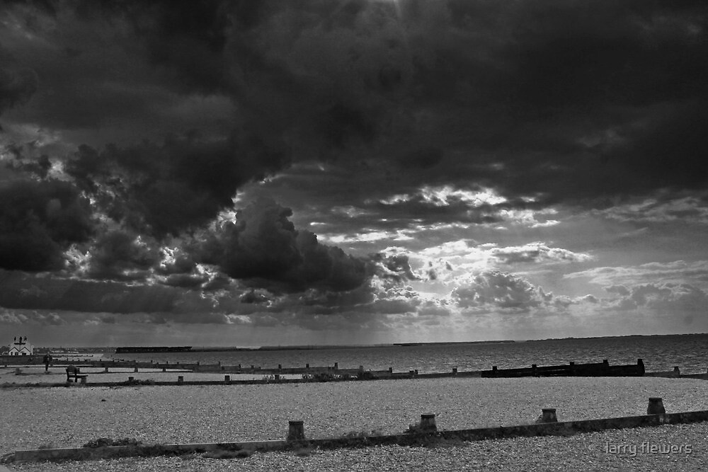 Whitstable Kent by larry flewers