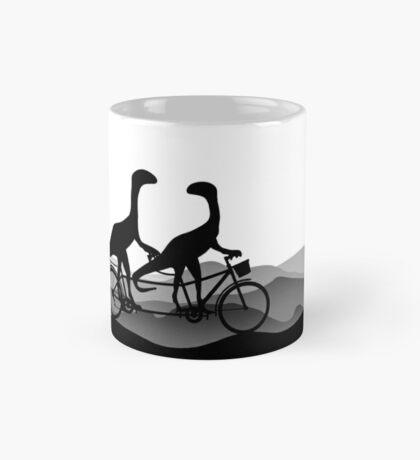 DINO BYCICLE - DINO on bycicle - Dino Collection Mug