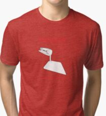 Practical Science for Beginners: Horticulture Tri-blend T-Shirt